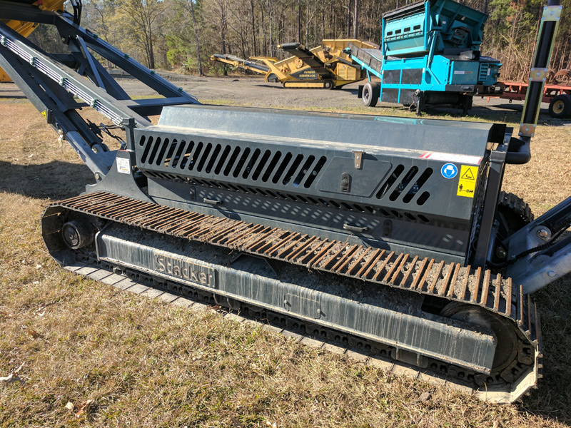 Keestrack S5 Track Stacking Conveyor