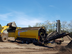 Keestrack D Series Trommel Screens