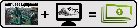 Sand Science Used Equipment Listings